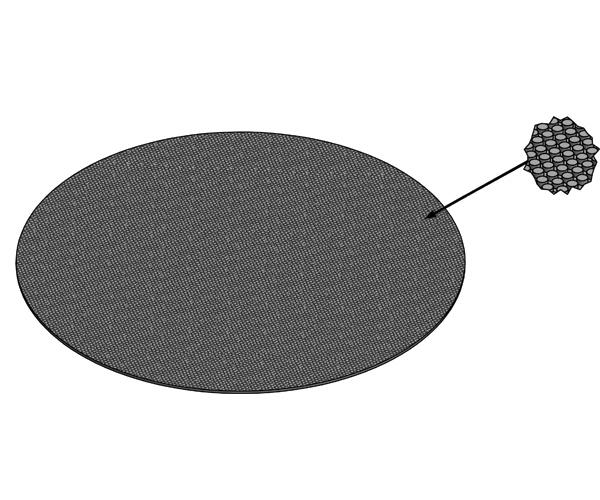 diamantový kotouč na magnetu