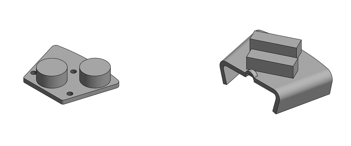 floor diamond grinding pads